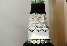 designer cakes by Belle's Cake Couture