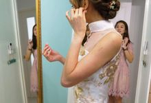Wedding Happy Day by Angel Chua Lay Keng Makeup and Hair