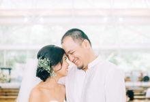 Erin Danlog + Angelo Cruz Wedding by Magic Touch by Klick Victoria