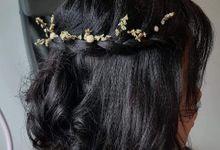 Solemnization Natural Look by Angel Chua Lay Keng Makeup and Hair