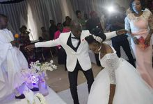 Dr Ebuka Wedding by The Bishops Company