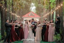 Nikki & Donna Wedding by Bride Idea