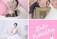 Studio Pre-wedding Photography @$1xxx Only by Makeupwifstyle