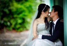 Romance Pre-Wedding Photoshoot by Angel Chua Lay Keng Makeup and Hair