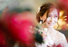 Bride Janine by Makeup by Joy Mabasa