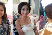 Solemization Happiness by Angel Chua Lay Keng Makeup and Hair