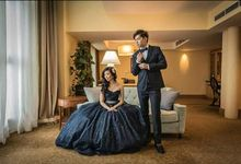 Outdoor Pre-Wedding Photoshoot by Angel Chua Lay Keng Makeup and Hair