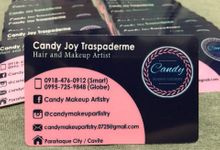 For Inquiries by Candy Makeup Artistry