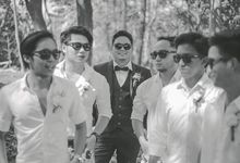 Brian & Febi Wedding (LuckyMoments Bride) by Lucky Moments