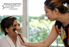 Malay Solemization Bride Elegance by Angel Chua Lay Keng Makeup and Hair