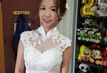 True Love Happiness by Angel Chua Lay Keng Makeup and Hair