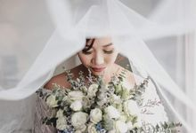 Bride Joyce by Anna Limson Makeup Artistry