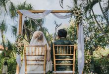 The Wedding of Yoni & Dina by Dona Wedding Decoration & Planner