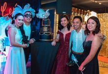 Masquerade Themed Debut by Jaymie Ann Events Planning and Coordination