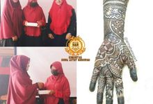 "First winner ""Natural Henna for Bridal"" by Arme Henna Art"