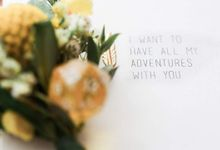 Jed & Jaq Wedding by Bride Idea