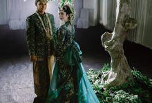 Wedding Rasya & Daru by Rumah Kebaya by Eva pudjo