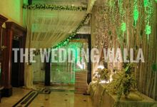 Various decor parts.. by The wedding walla