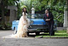 Fandy & Dea Pre-wedding Photo by Andie Oyong Project