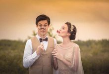 Pre Wedding Makeup And Hairstyling by yukifangmakeup