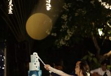 Bali Wedding Danan & Vivi by Cana Weddings & Events