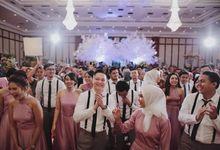 The Wedding Of Silla & Ario by Armadani Organizer
