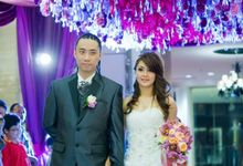 2011 : Yohannes & Ria, Blessing Ceremony & Recepti by Andie Oyong Project