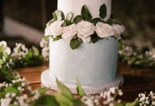 The Wedding Of Jade & Nick by Moia Cake