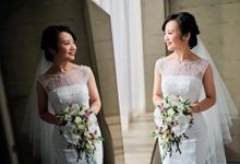Elegant Makeup Wedding by Angel Chua Makeup and Hair
