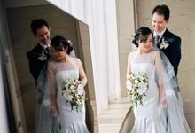 Elegant Makeup Wedding by Angel Chua Lay Keng Makeup and Hair