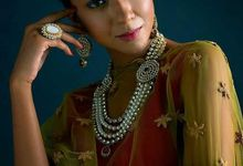 Editorial by Magical Makeovers By Divvya
