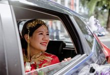 Red KUA Bride by Angel Chua Lay Keng Makeup and Hair