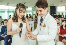 Happy Wedding by Angel Chua Lay Keng Makeup and Hair
