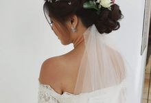 Bridal Look by Angel Chua Makeup and Hair