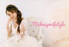 Bridal Pre-wedding & Actual Day Pkg by Makeupwifstyle