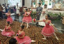 Wedding Dillah & Oji by Stefie's Dance Academy