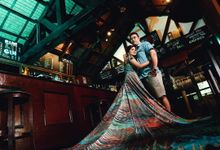 Ahnne and Philip Prenuptial Photoshoot by Hair and Make Up By Jessa Milan