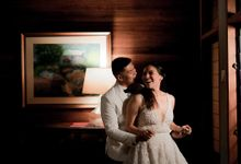 Josh & Mawi Wedding by Bride Idea