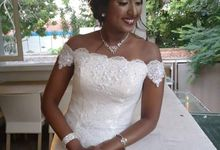Indian Wedding Day by Angel Chua Makeup and Hair