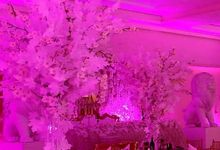 Royal Garden Wedding Design by 7 Sky Event Agency