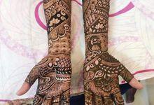 Mehandi by Manish Mehandi Art