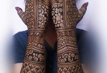 Mehandi Artist by Manish Mehandi Art