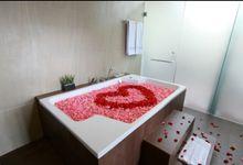 Honeymoon Villa by Flamingo Dewata Chapel and Villas