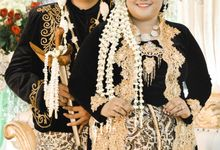 Wedding Taufik dan Bertha by Chidory