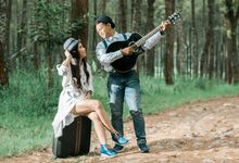 Prewedding Eky & Seli by Chidory