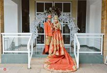Wedding Hendri dan Yasmin by Chidory