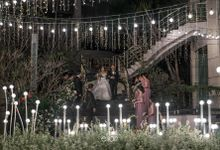 Bali Atmosphere - WEDDING DECOR of Firman & Cheryl by Elior Design