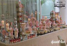 Goldie Pink Dessert Bar by CDC Corp