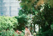 Ardian and Cindy JW Marriot Jakarta by FCG