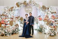 Sheraton Gandaria by Amoretti Wedding Planner